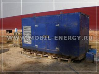 аренда электрогенератора