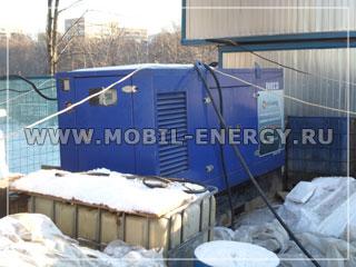 аренда дизель электростанций
