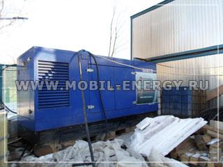 аренда дизельных генераторов и электростанций