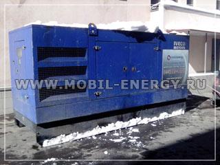 тестирование дизельных электростанций